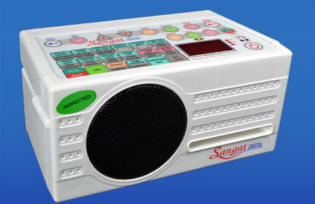 Soundlabs Sangat digital tabla and tanpura machine
