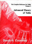 advanced theory of tabla by david courtney