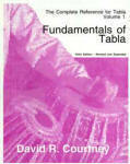 Fundamentals of tabla by david courtney